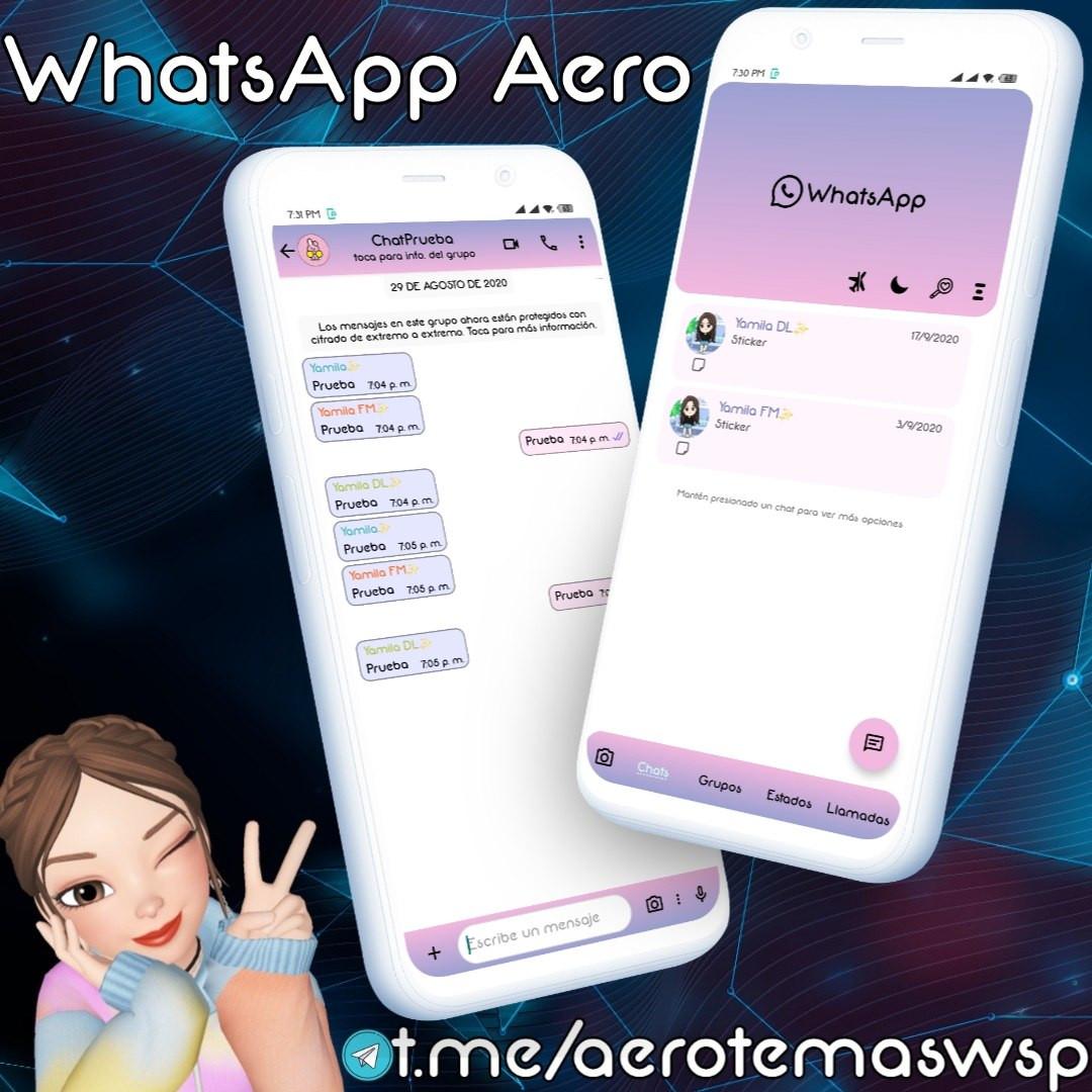Aero ✨ OneUi WhitePV ByYamila 💜   WhatsApp Aero Official Forum