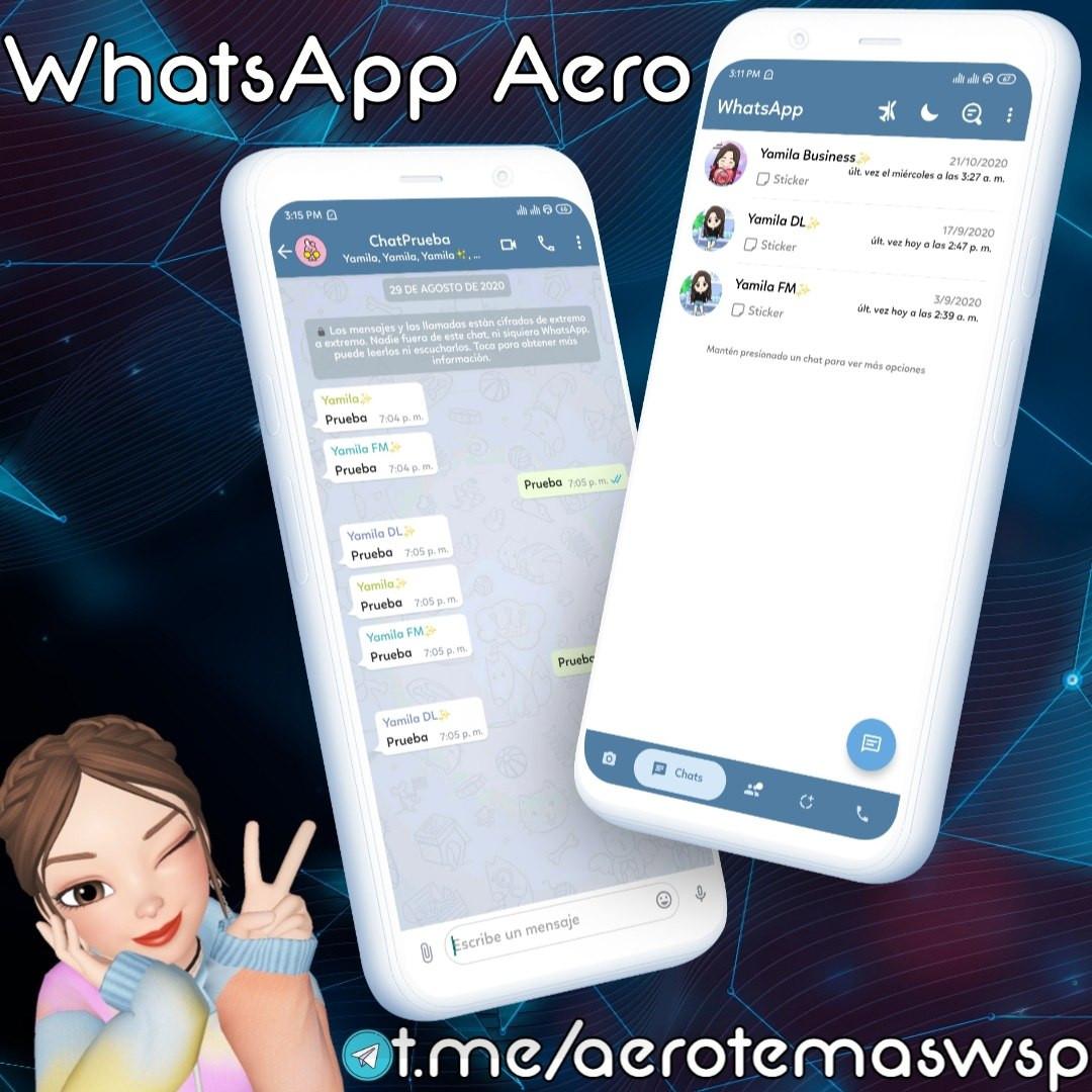 Aero ✨ StyleFM Telegram ByYamila 💜   WhatsApp Aero Official Forum