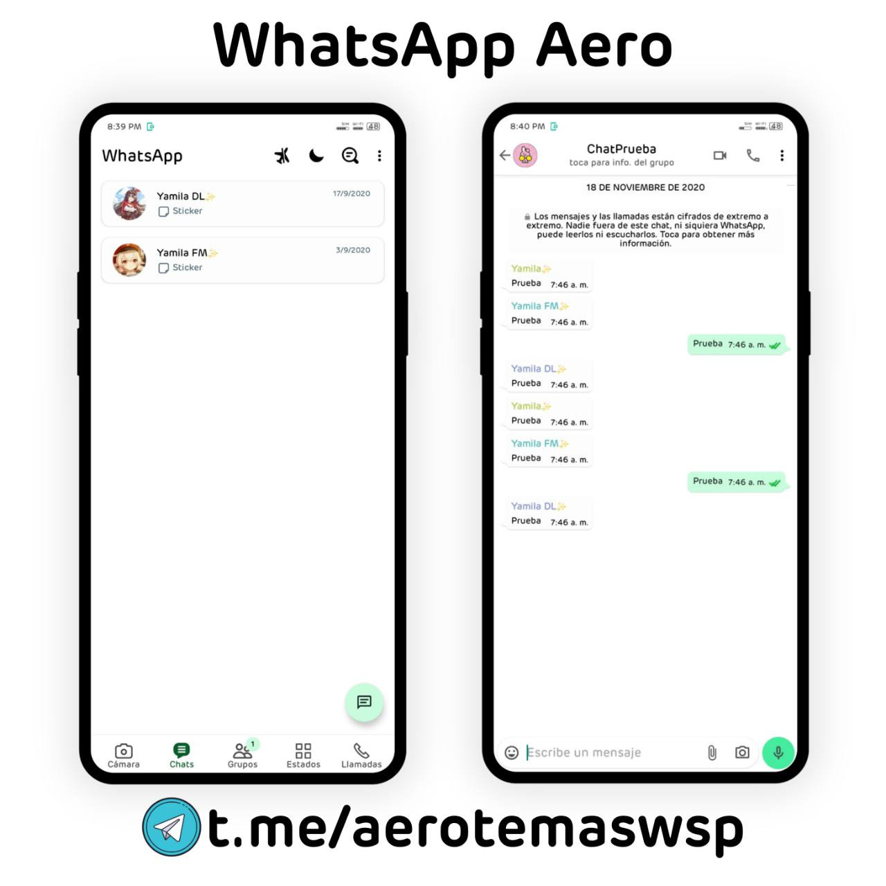 Aero ✨ StyleFM WhiteGr ByYamila 💜   WhatsApp Aero Official Forum