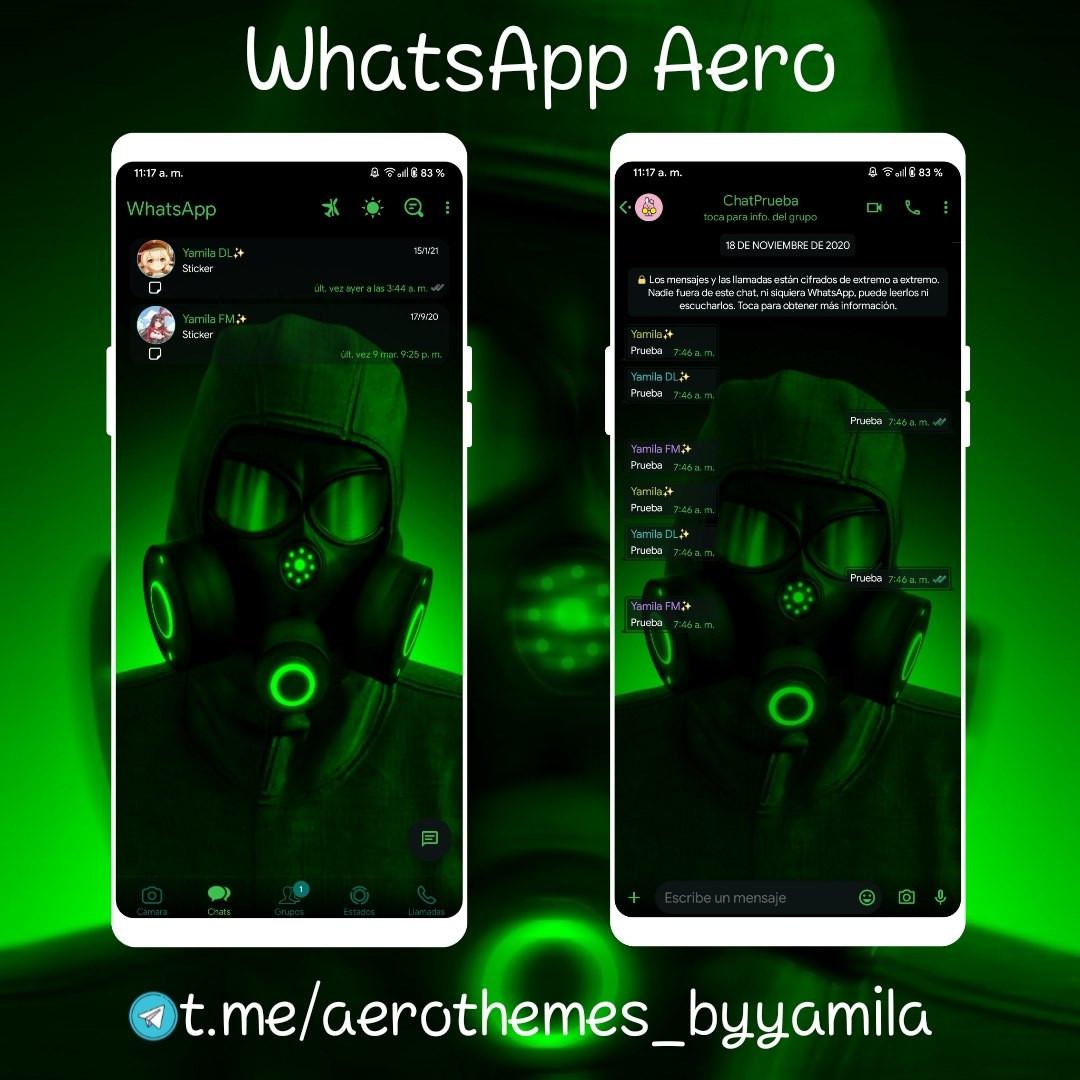Aero ✨ StyleFM NeonM ByYamila 💜   WhatsApp Aero Official Forum